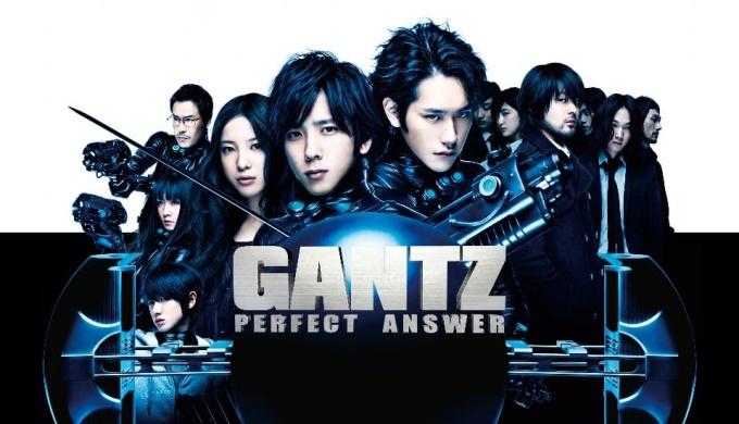 映画 GANTZ PERFECT ANSWERの無料動画配信とフル動画の無料視聴まとめ