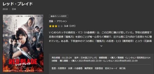 映画 レッド・ブレイド フル動画を無料視聴