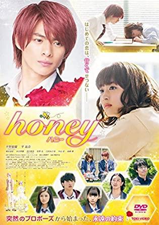 映画 honeyのフル動画の無料視聴と無料動画配信まとめ